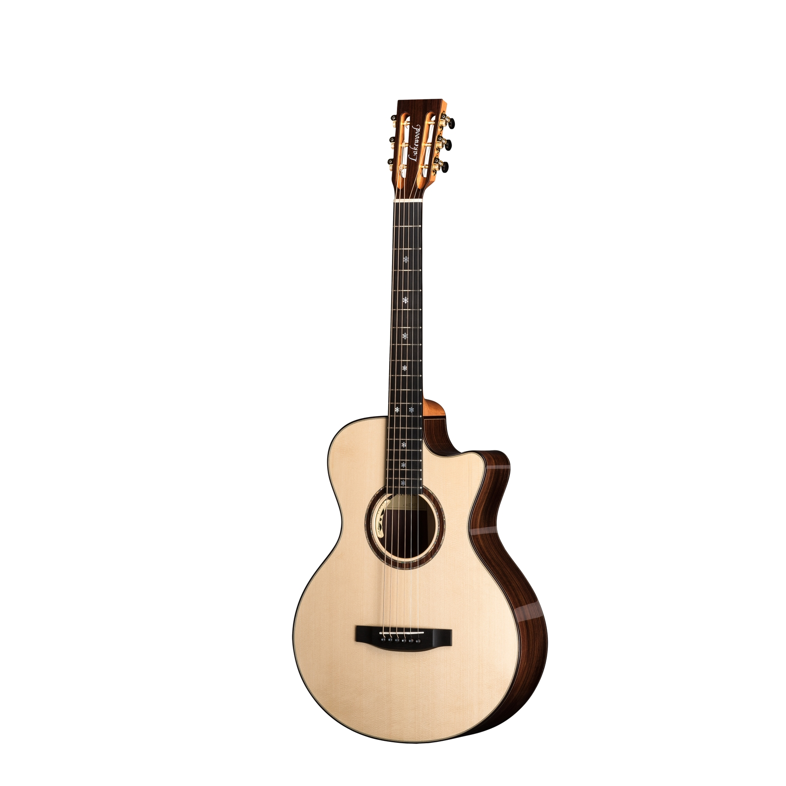 Lakewood A-32 CP inklusive Koffer
