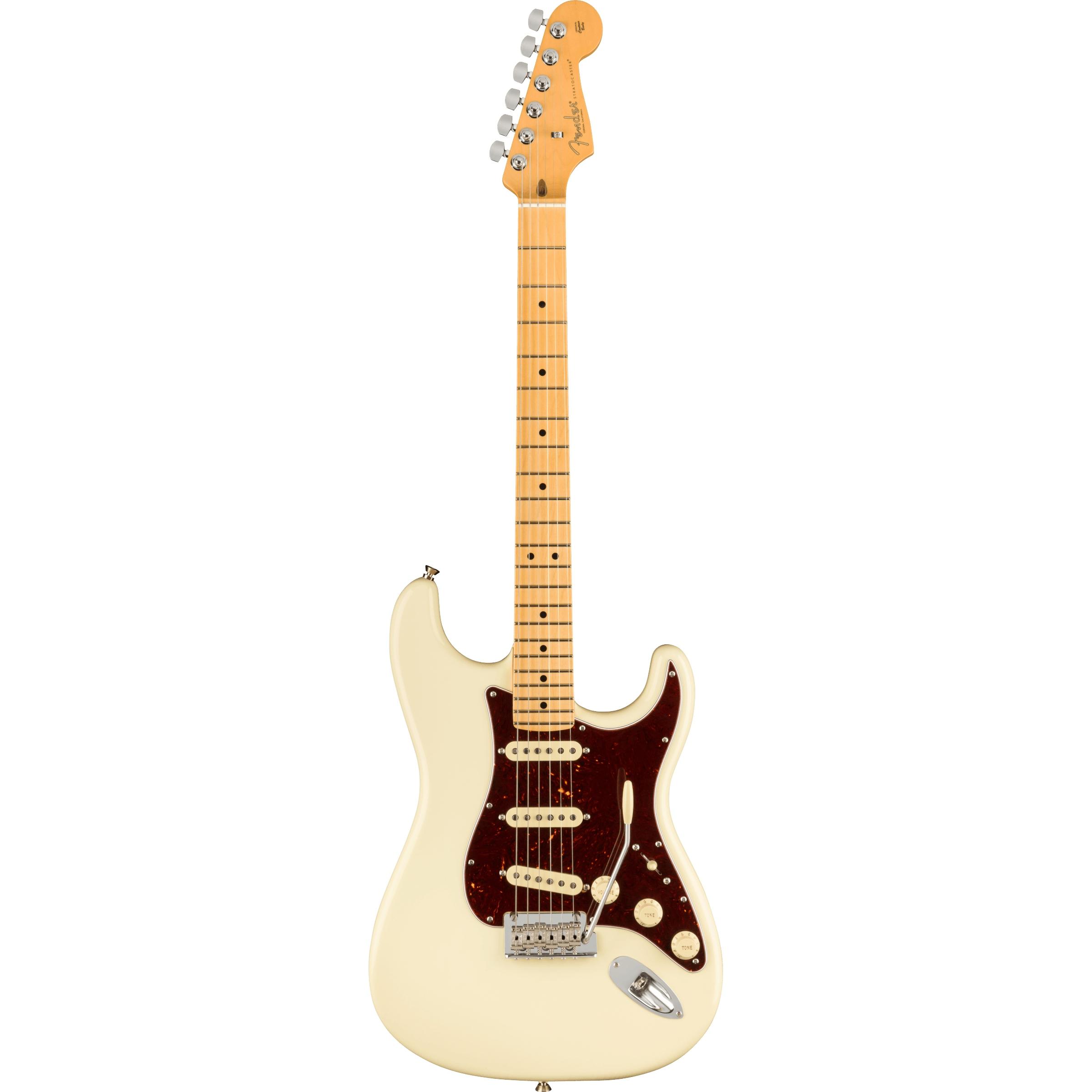 Fender American Pro II Strat MN Olympic White