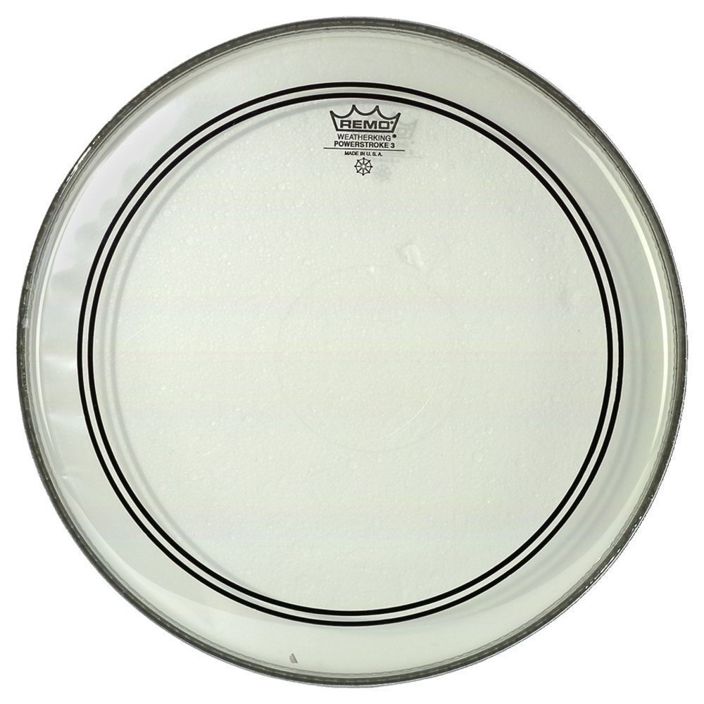 """REMO 14"""" Powerstroke 3 clear"""