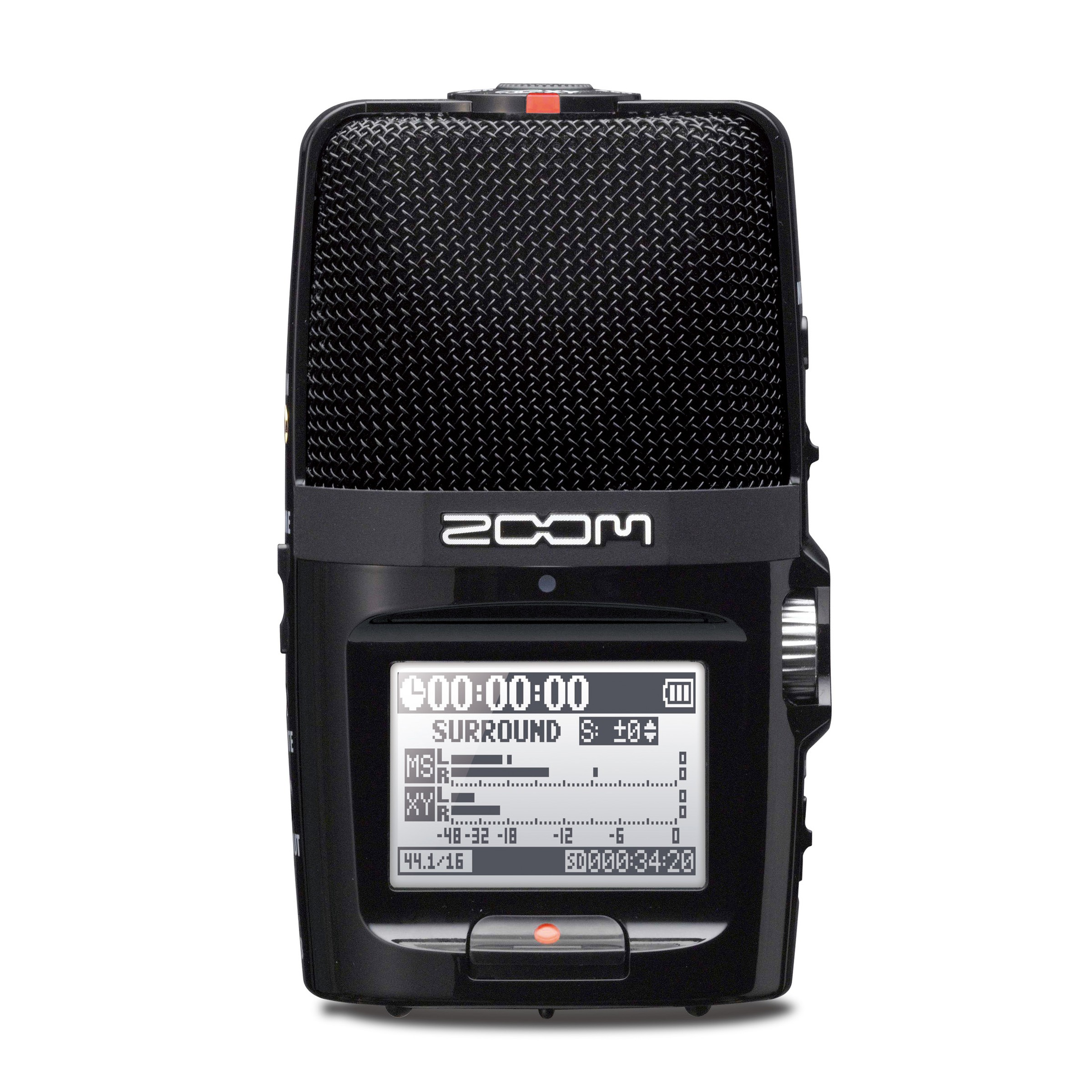 ZOOM H2N Aufnahmegerät