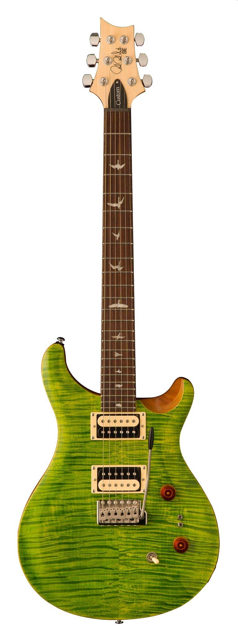 PRS 2021 SE Custom 24/08 - Eriza Verde