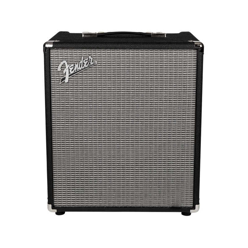 Fender Rumble 100 V3 Black/Silver