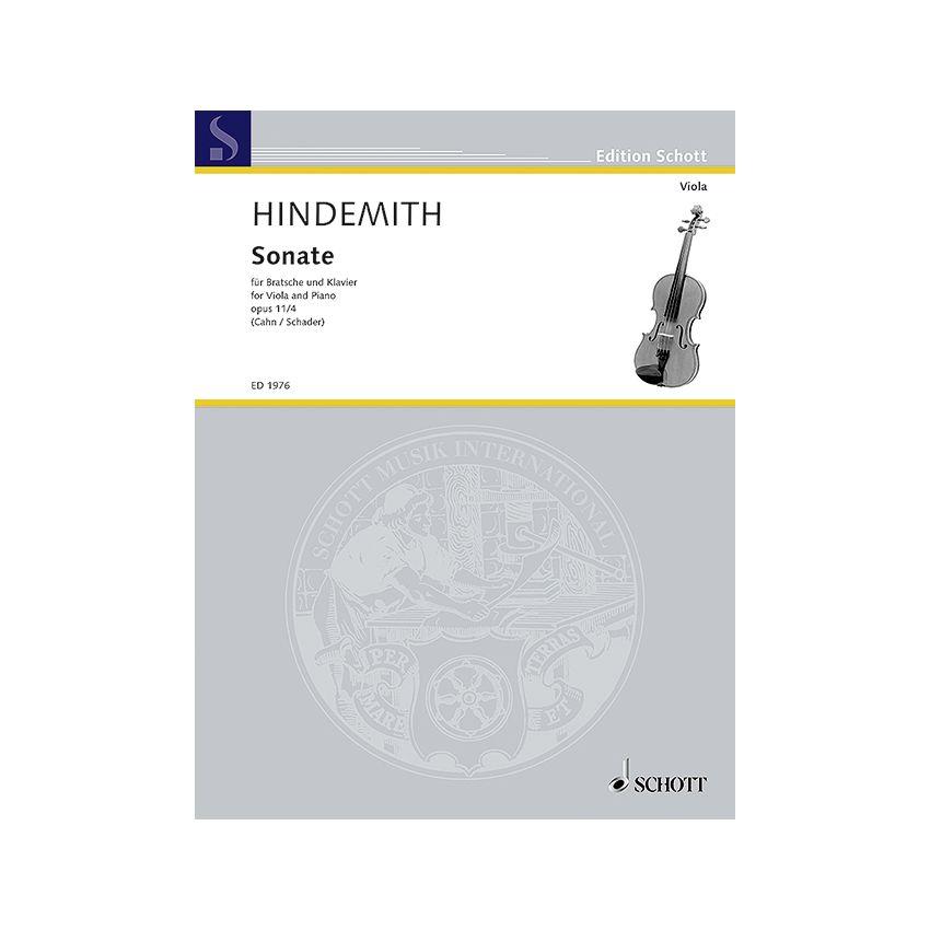 Sonate F-Dur OP 11/4 (1919)