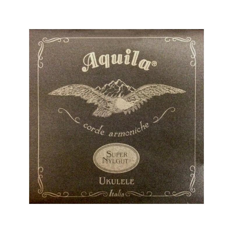 Aquila Saiten Ukulele Konzert New Nylgut G C E A