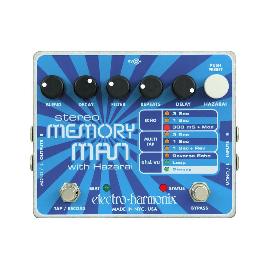 Electro Harmonix Memory Man Hazarai B-Stock